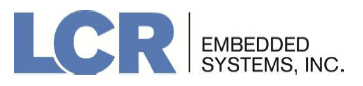 LCR Embedded Systems, Inc. for custom enclosures, system integration, backplanes, and power distribution systems