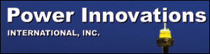 Power Innovations International: Provide and manage continuous high-quality power in conjunction with or even independent of utility services worldwide, with local and remote management and the ability to account for generated and recycled power